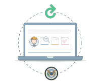 Automated OIG exclusions monitoring