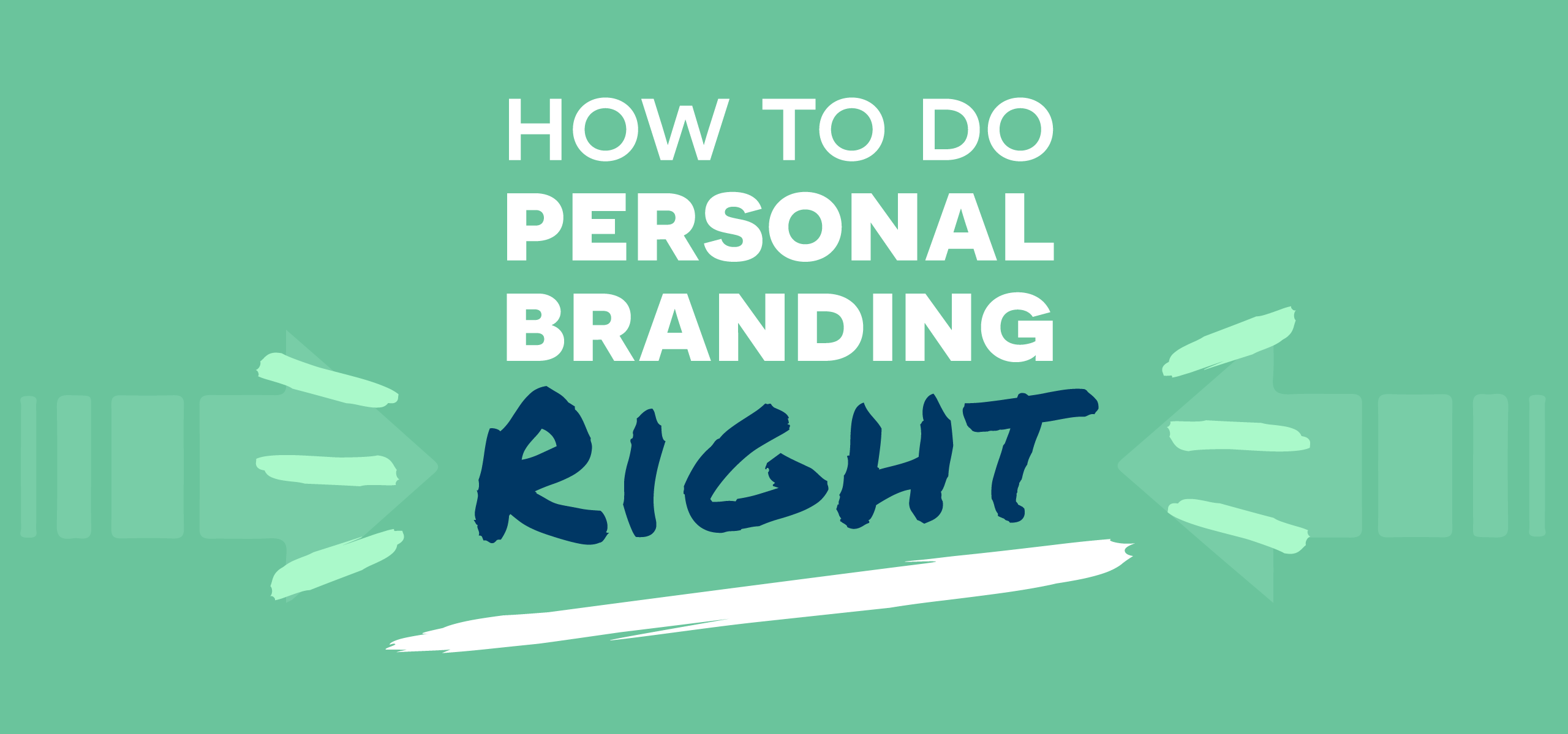 How To Do Personal Branding Right: #HRNotes Cliff Notes